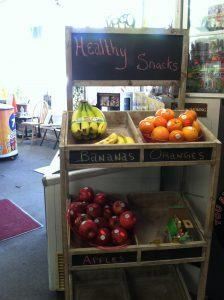 Healthy Aisle Program underway at Red Apple Convenience Store in Kinston