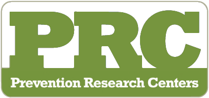 Logo for the CDC PRC Program