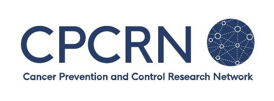 Logo for the Cancer Prevention and Control Research Network (CPCRN)