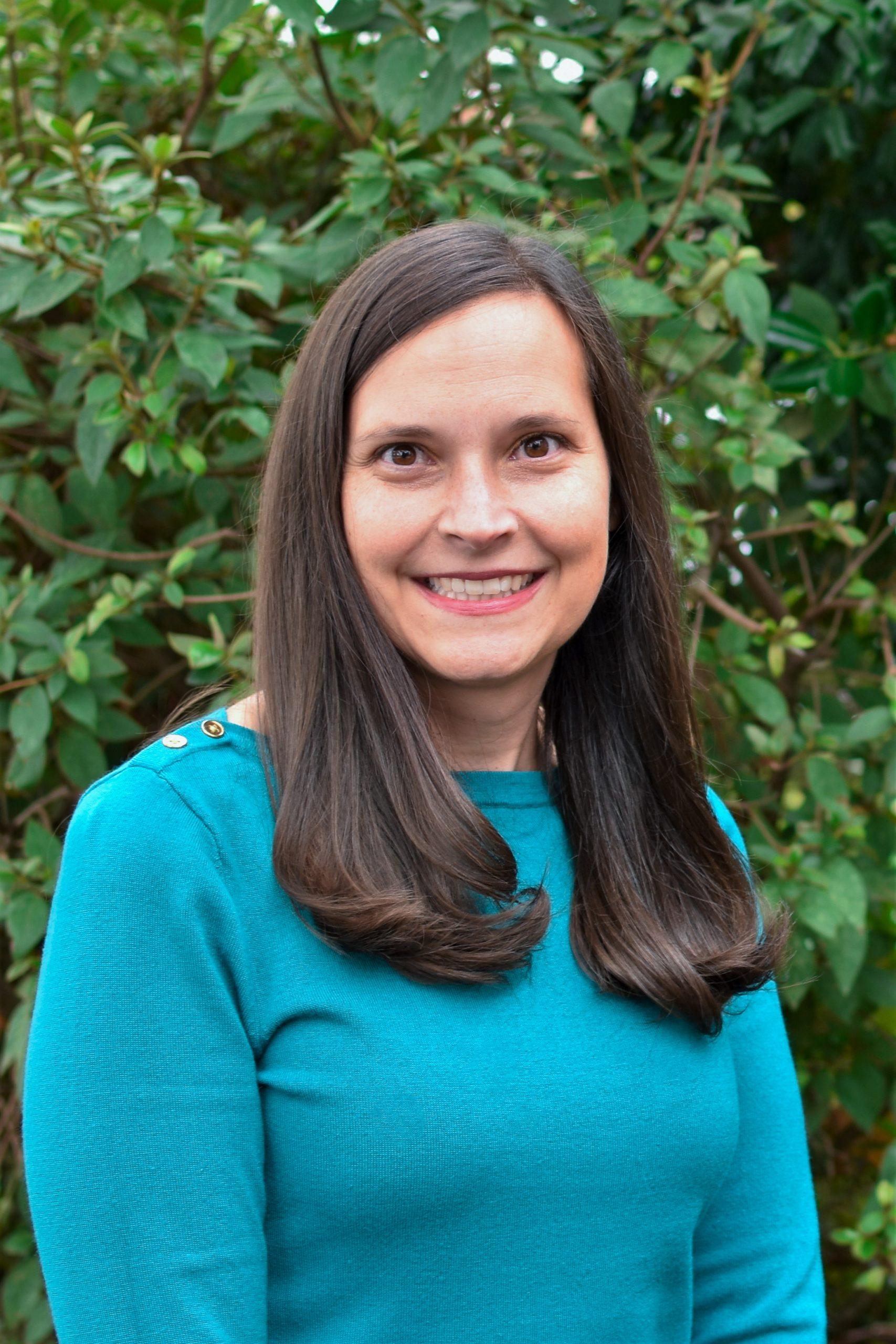 Headshot of Regan Burney