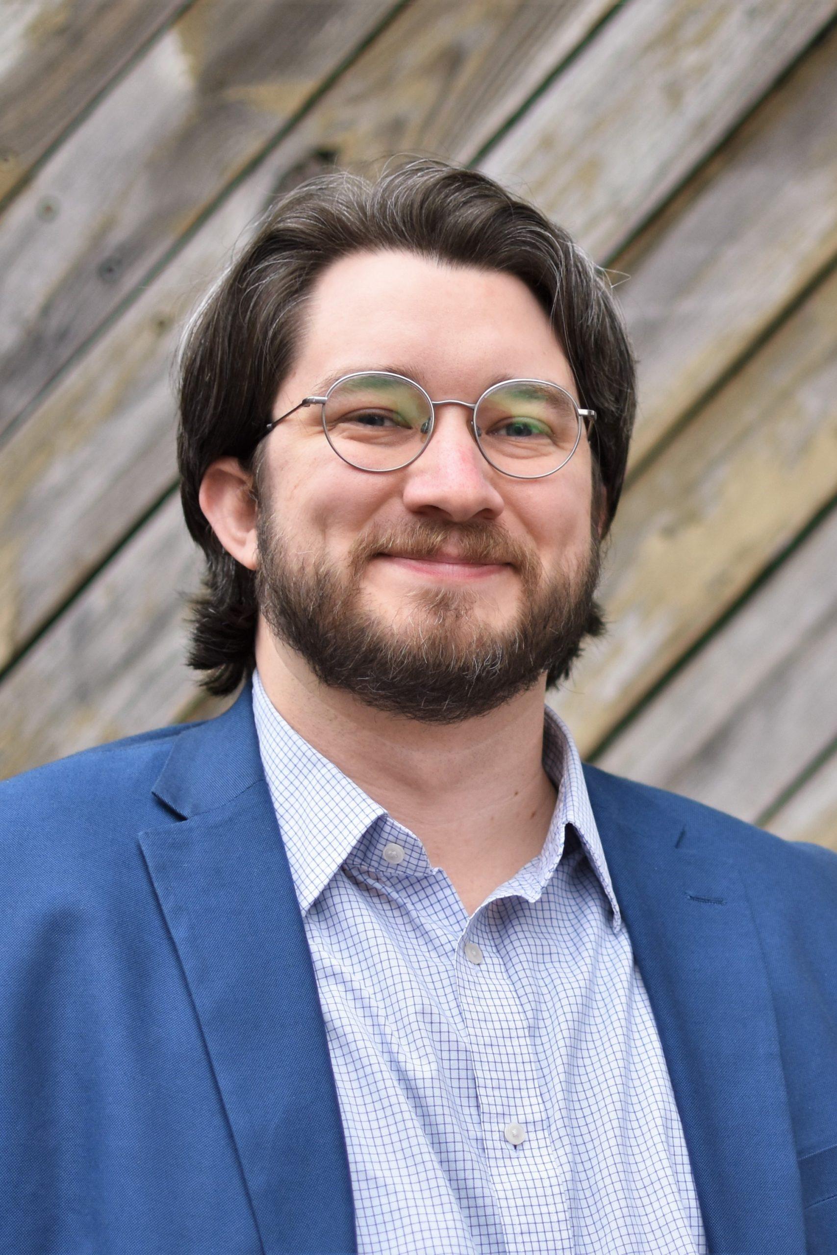 Headshot of Andrew Harrell