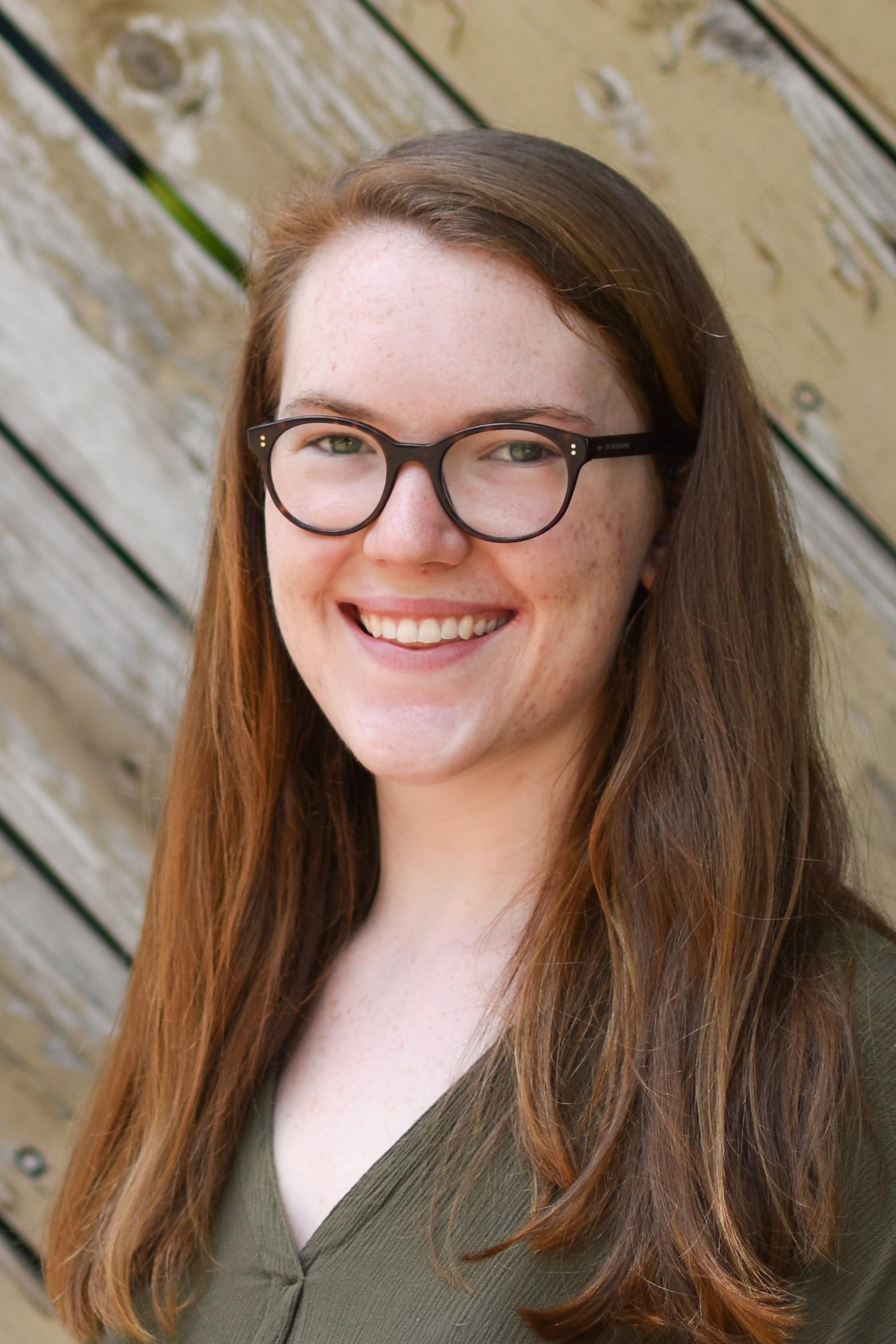 Headshot of Sarah Margaret Christy