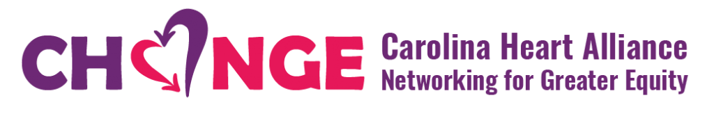 Logo for Carolina Heart Alliance Networking for Greater Equity