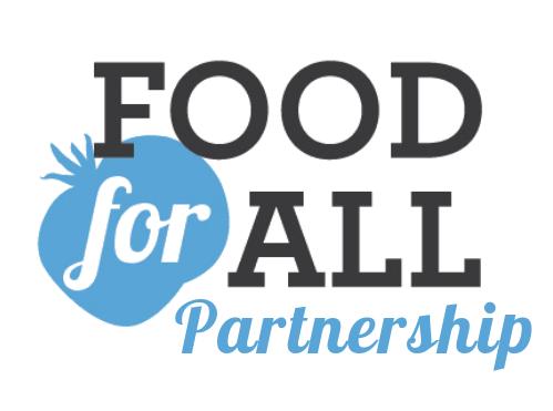 Food For All Partnership Logo