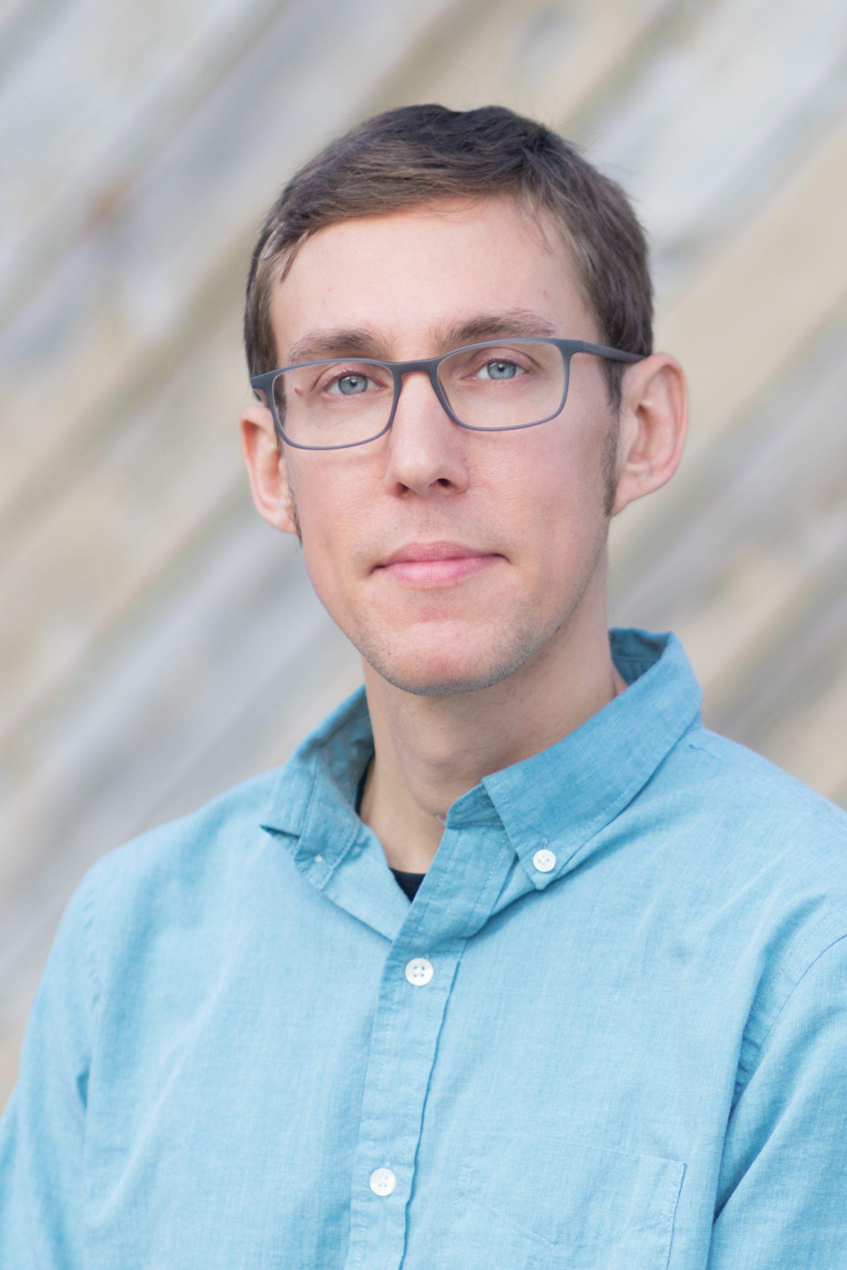 Headshot of Seth LaJeunesse